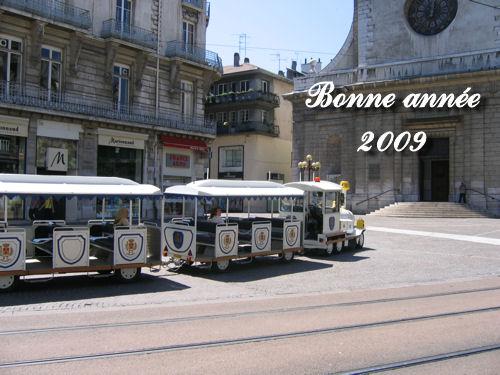 Bonne ann�e 2009