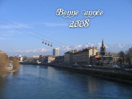 bonne ann�e 2008