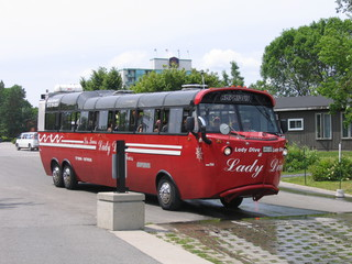 L' Amphibus Lady Dive - Ottawa