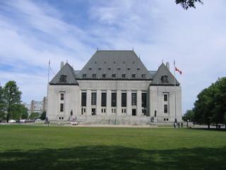 La Cour suprême du Canada - Ottawa