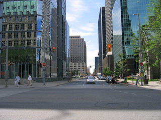 Les rues d'Ottawa - Ottawa
