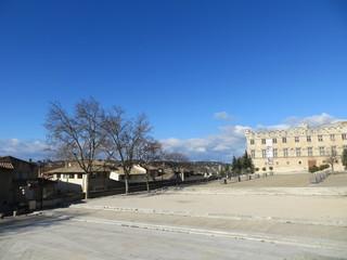 La place du Palais des Papes
