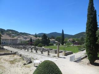 Vestiges gallo-romains - Vaison-la-Romaine