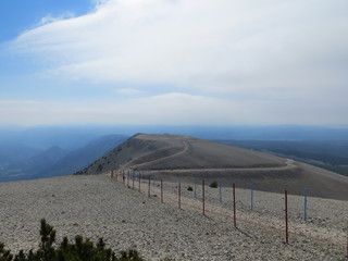 Le Mont Ventoux côté lunaire - Mont Ventoux