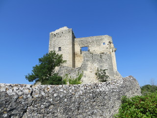 Le château Comtal - Vaison-la-Romaine