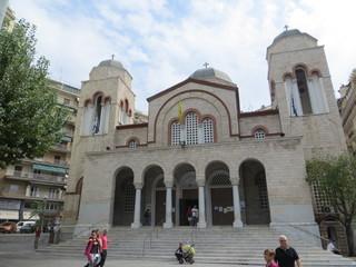 L'église Panagia Dexia