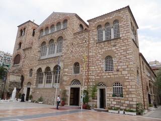 L'église Agios Démétrios