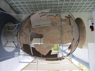 Le musée archéologique de Thessalonique