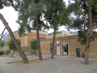 Le musée de la culture byzantine